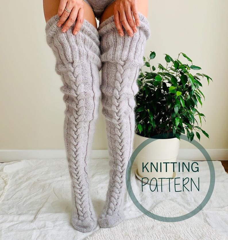 Knitted Stockings(❤️Christmas 2020🌲)