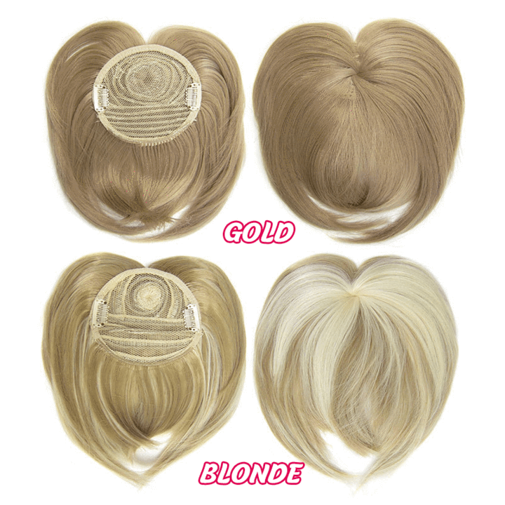 Silky Clip-On Hair Topper(Buy More Save More)