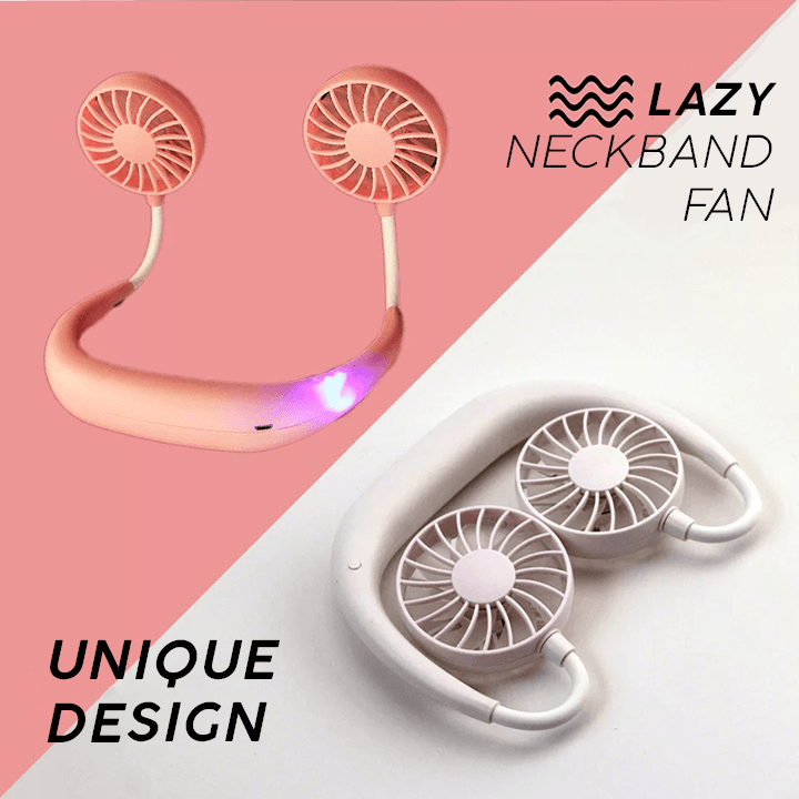 Lazy Neckband Fan (Buy 2 Free Shipping)