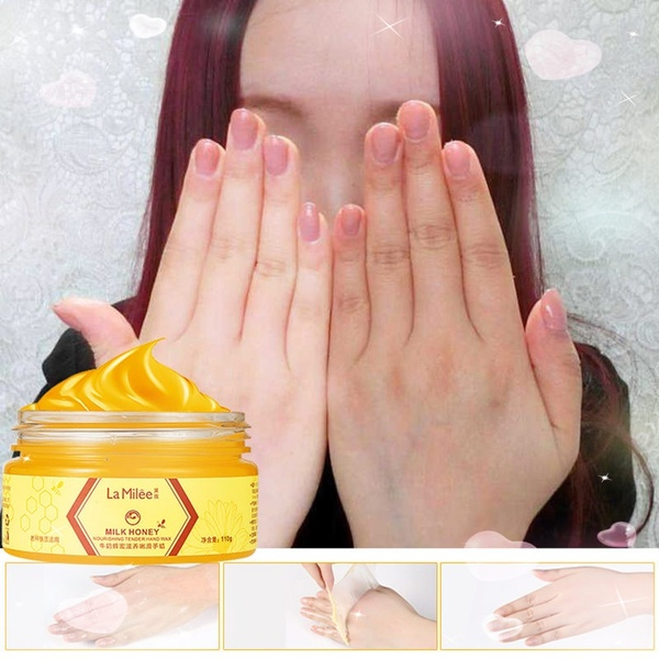 🐝Hand Honey Wax Mask🐝