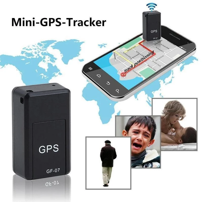 Mini GPS Real-time