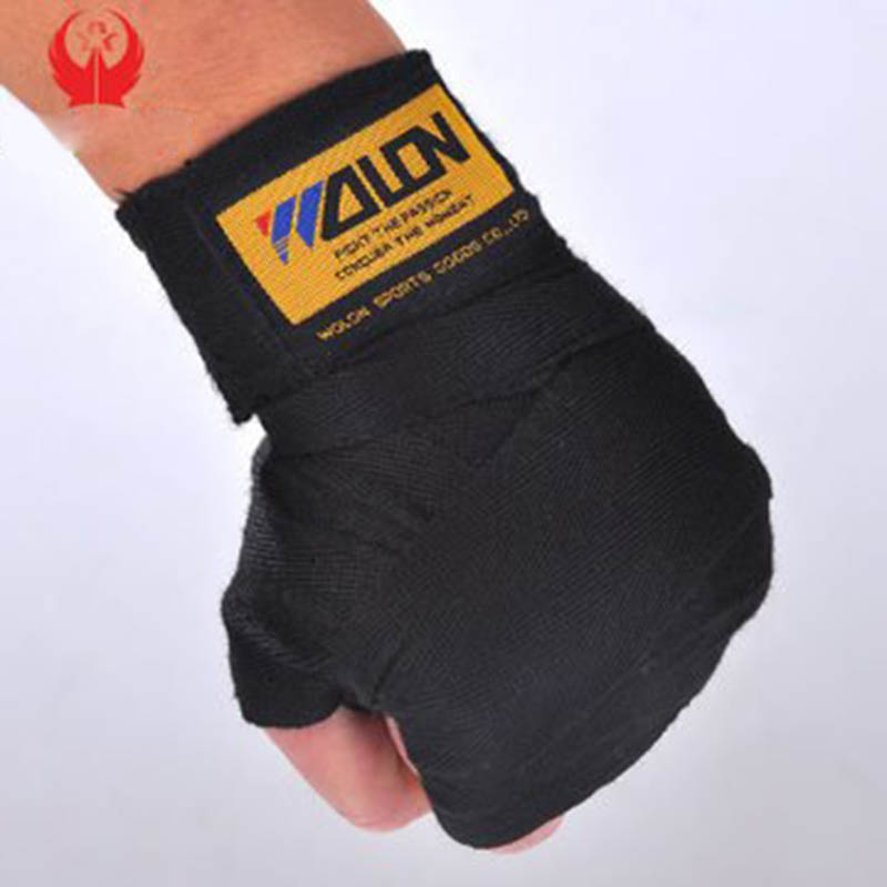 Cotton Strap Boxing gloves