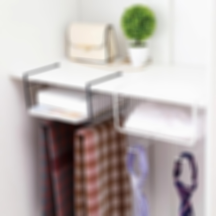 AHOME7 - Hanging Basket Storage Rack