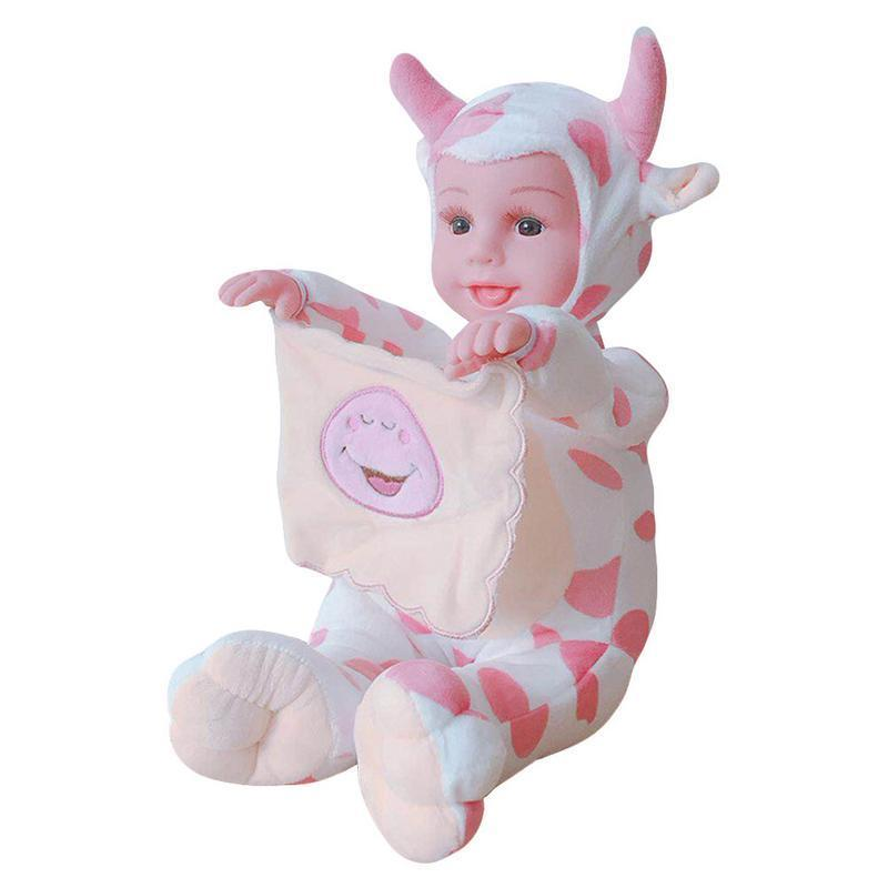 Cute Lifelike Soft Simulation Doll for Baby/Infant/Toddler