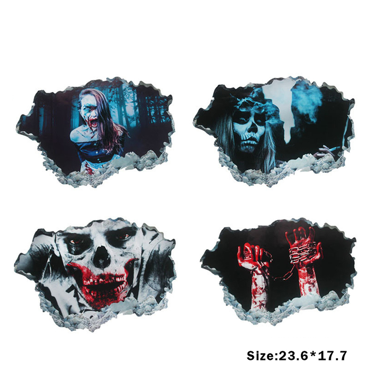 Halloween Creative 3D Stickers (🔄Updated today)