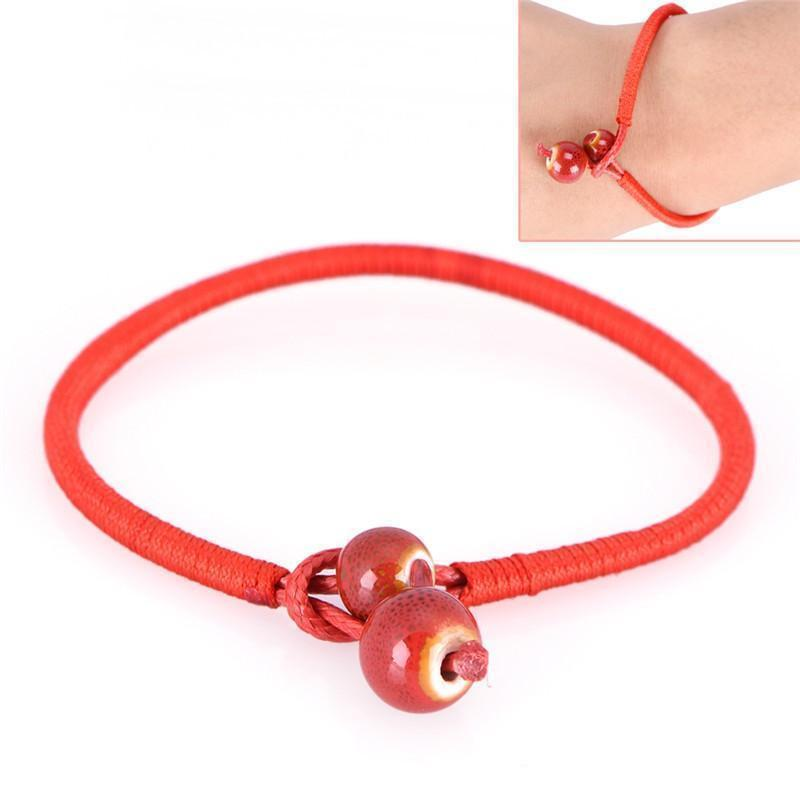 2 AUTHENTIC RED STRING