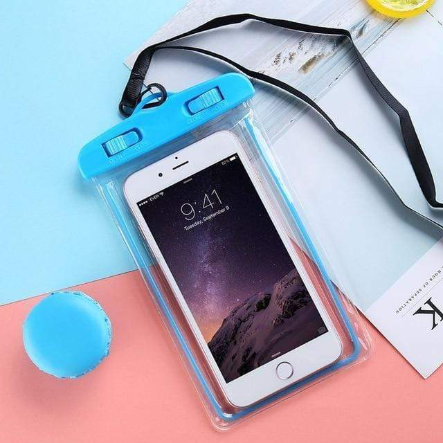 Universal Waterproof Phone Pouch Bag