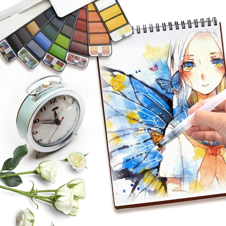Nomadcolor Portable Watercolor Kits⚡BUY 2 FREE SHIPPING⚡