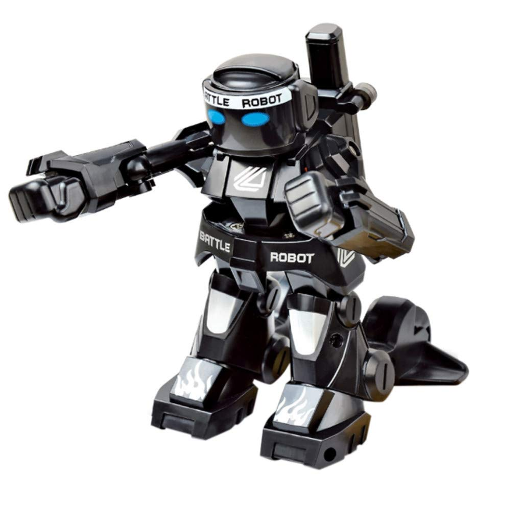 Battle Boxing Robot Toys--Fight Now!
