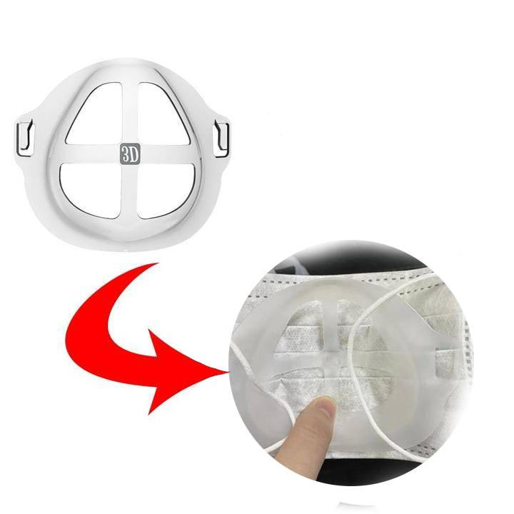 15 PCS Anti-Germ Comfortable Breathing Bracket with FREE Faceguard Buckle Band