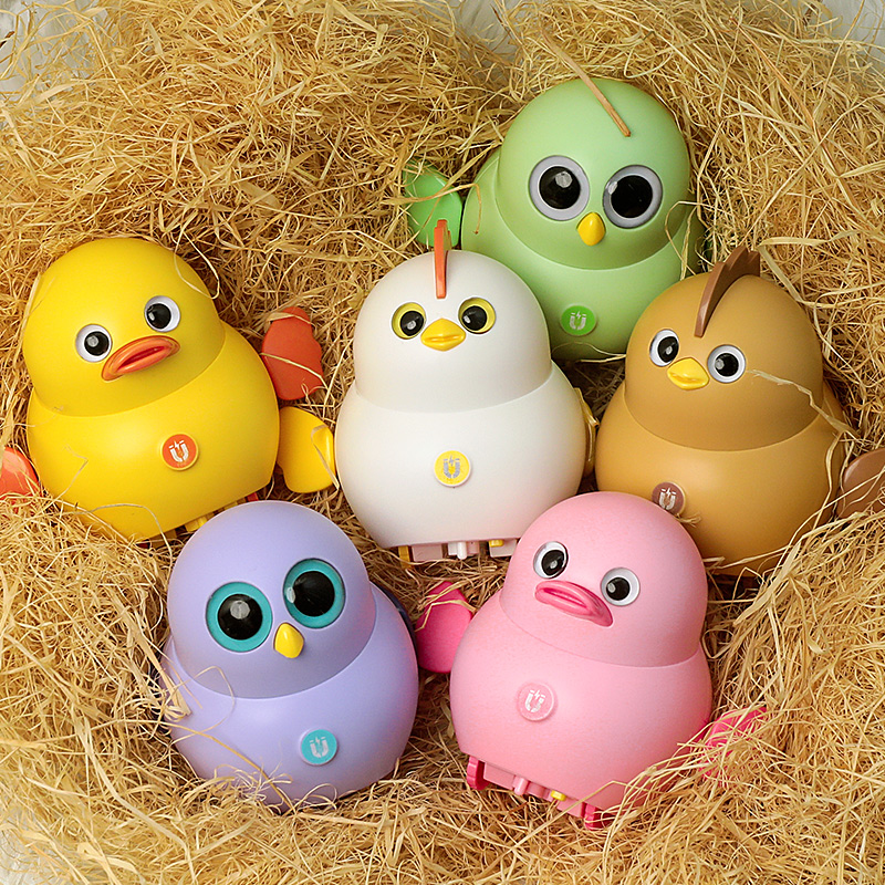 🐤Cute Swing Magnetic Chick Toy🦆