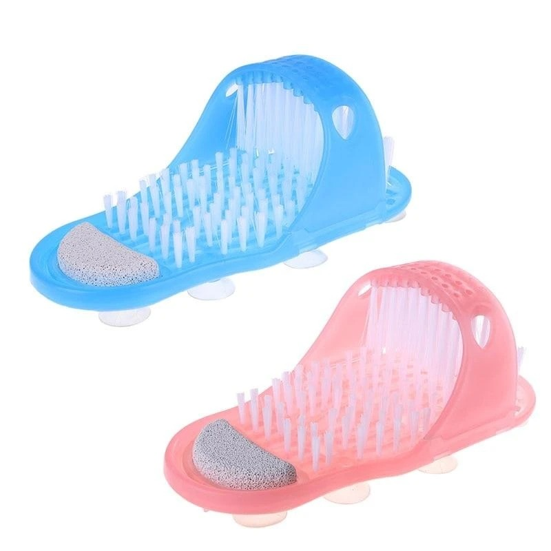💥Early Summer Hot Sale 50% OFF💥 Shower Foot Cleaning Silppers - Buy 2 Get Extra 10% OFF
