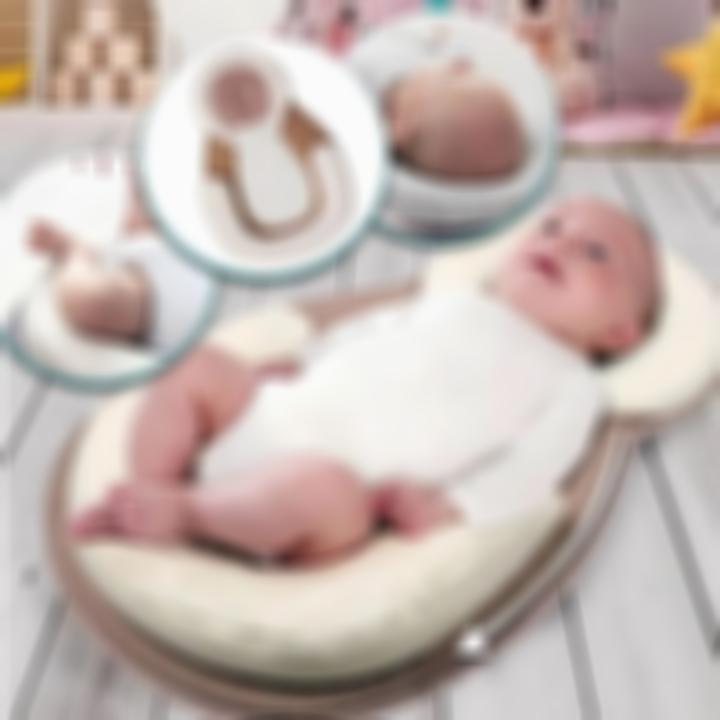 50% OFF - Ultra-Comfortable Osteopath Designed Nest for Babies