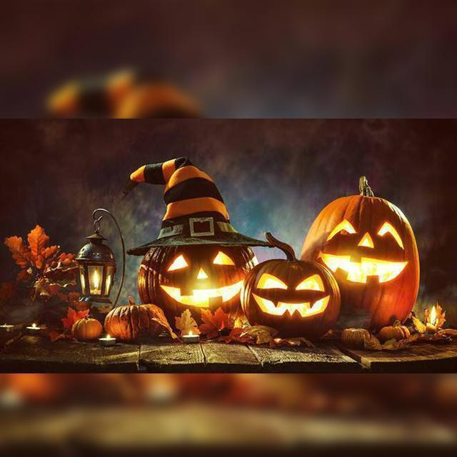 🔥Hot Sale🔥 Promotion-Halloween Talking Animated Pumpkin with Built-In Projector & Speaker