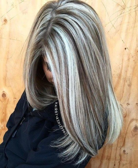 2020 New Gray Hair Wigs For African American Women Gray Hair Women Red Hair Turning Grey Brown To Gray Hair Redhead Wig Best Online Wig Sites