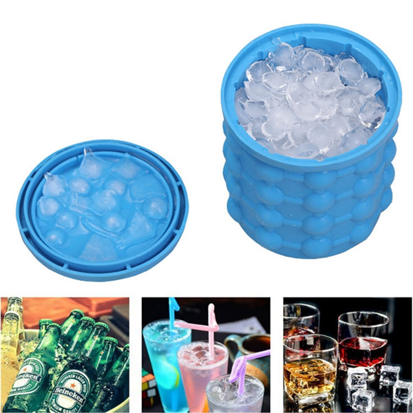 ICE CUBE - Space-Saving Ice Cube Maker ( Limited Sale 50%OFF )