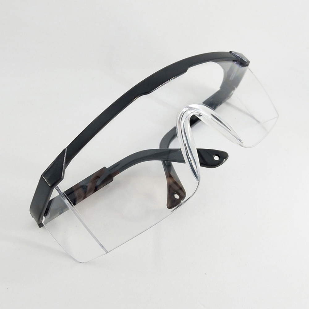 Fashion Safety Glasses Goggles Anti-wind Sand Fog Shock Dust Resistant Transparent Glasses Eye Protective