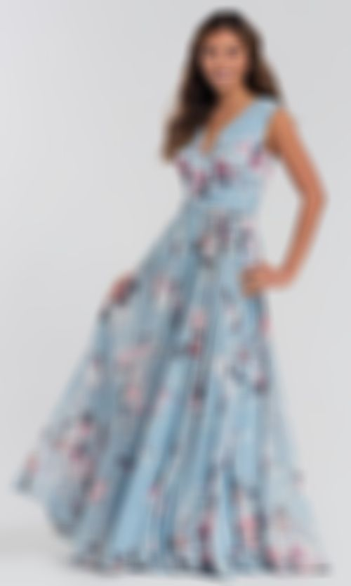 Printed Dresses Floral Dresses Summer Dresses Yellow Print Dress 80'S Formal Attire Filipiniana Gown Free Shipping
