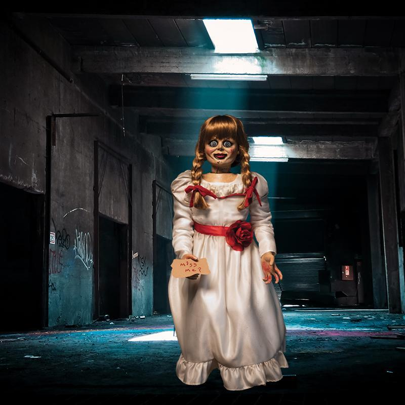 The Conjuring Annabelle Doll Full Size Replica