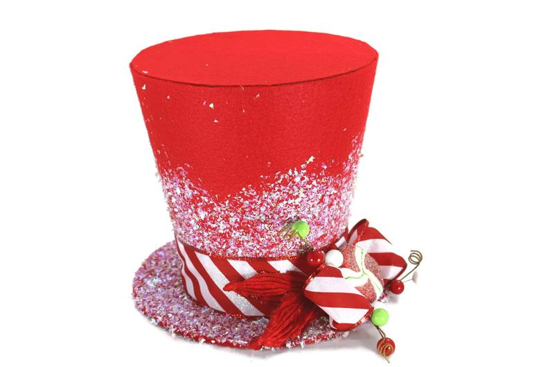 🔥2020 HOT SALE🔥【Christmas Topper】The Red Peppermint Queen, Candy Cane