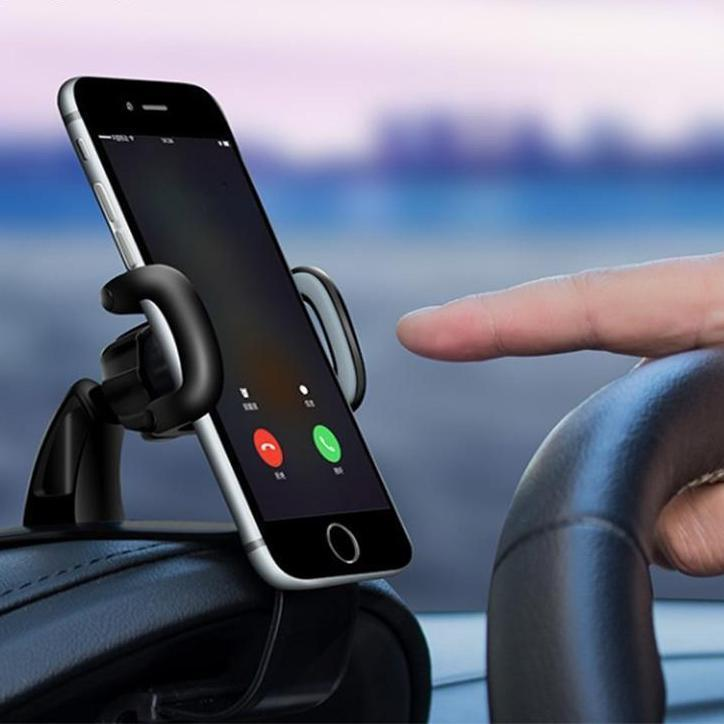 HOLDEE™ 360° Rotation Universal Car Dashboard Phone Holder