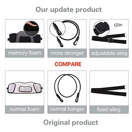(LAST DAY PROMOTIONS- 40% OFF) Neck Relief Hammock
