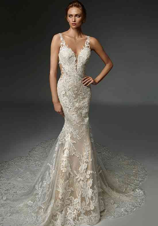 2020 New Wedding Dress Fashion Dress satin bridal gowns berenices bridal boutique