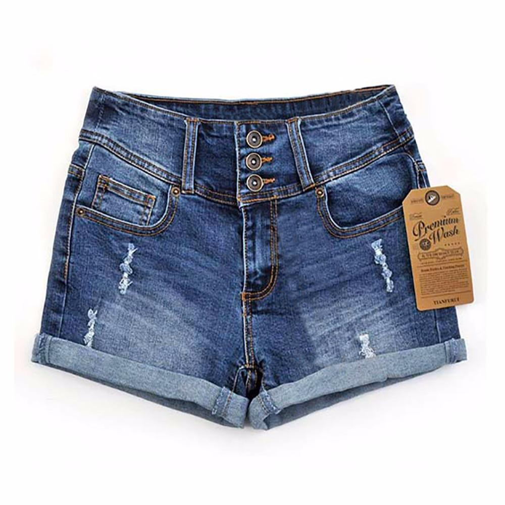 Short Jeans For Women Plus Size Shorts Uk Extra High Waisted Shorts Belted Jean Shorts