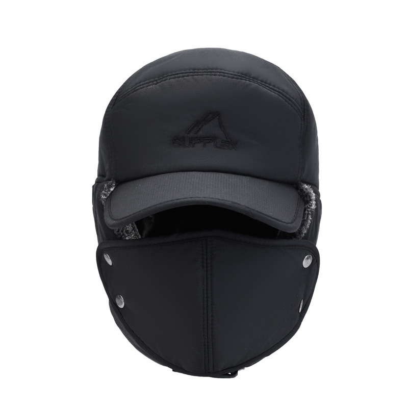 Outdoor Cycling Cold-Proof Ear Warm Cap