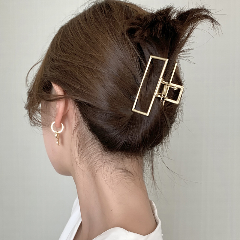 【Last Day Promotion】Elegant French Style Hair Claw Clip