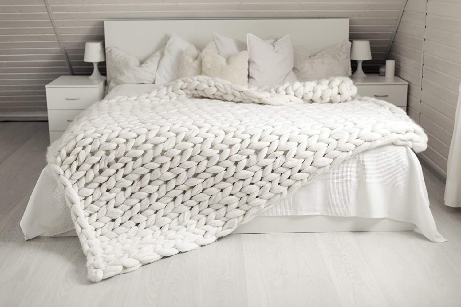Chunky Knit Blanket 🔥FREE SHIPPING🔥