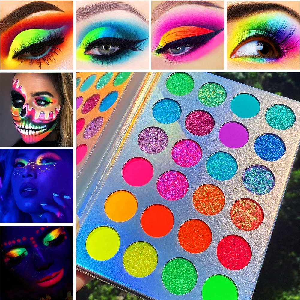 Euphoria Glow Palette (24 Colors)--BUY 2 SAVE $8 & FREE SHIPPING🌈🔥