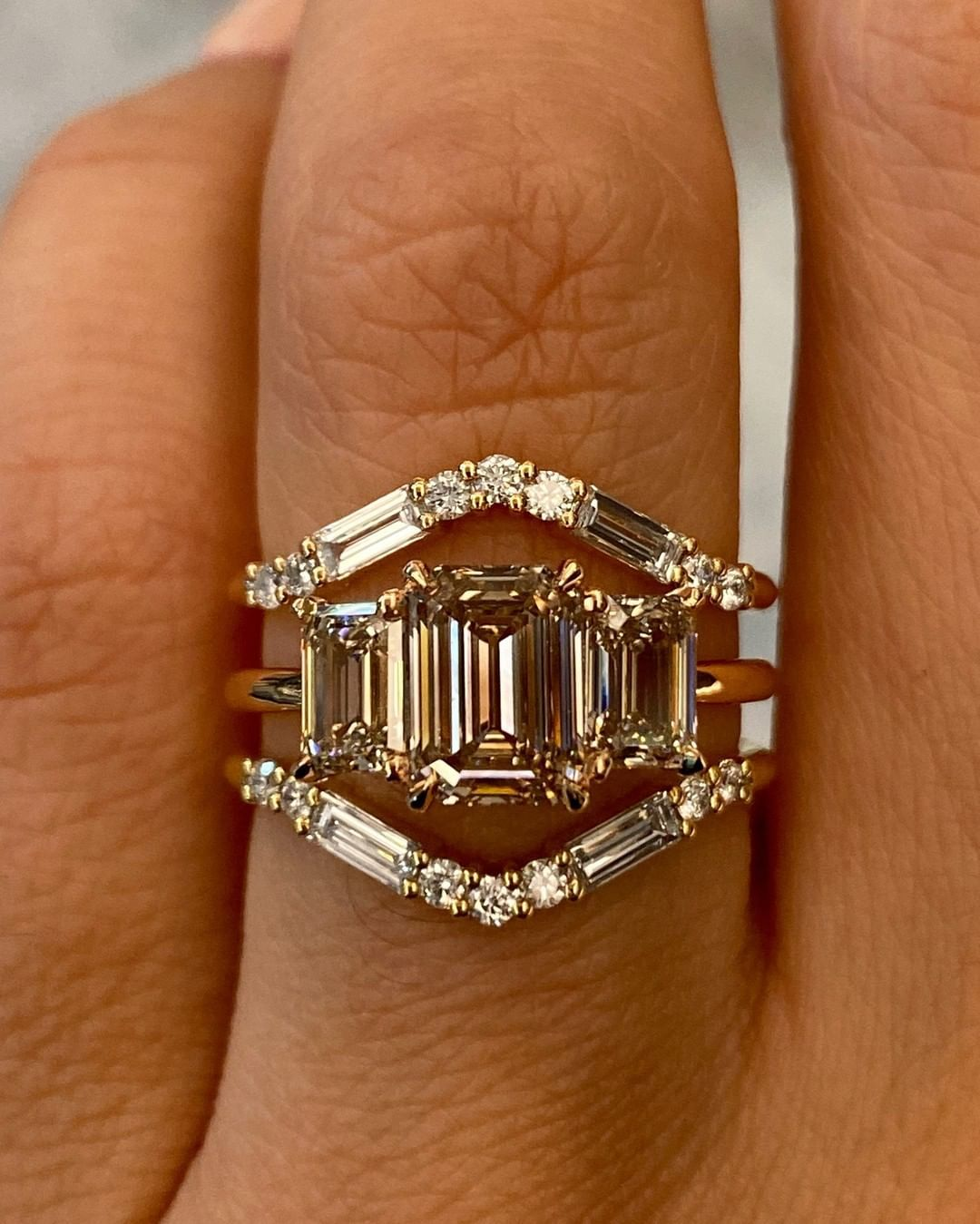 2020 Fashion Rings For Women Designer Rings Tati Westbrook Engagement Ring Diamond Band Q'S Jewellery Simple Silver Anklets