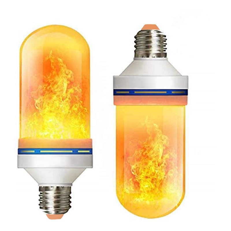 LED Flame Effect Light Bulbs