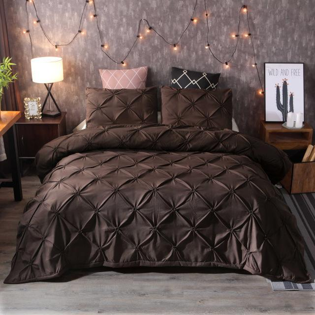 Luxury Duvet Cover Set .
