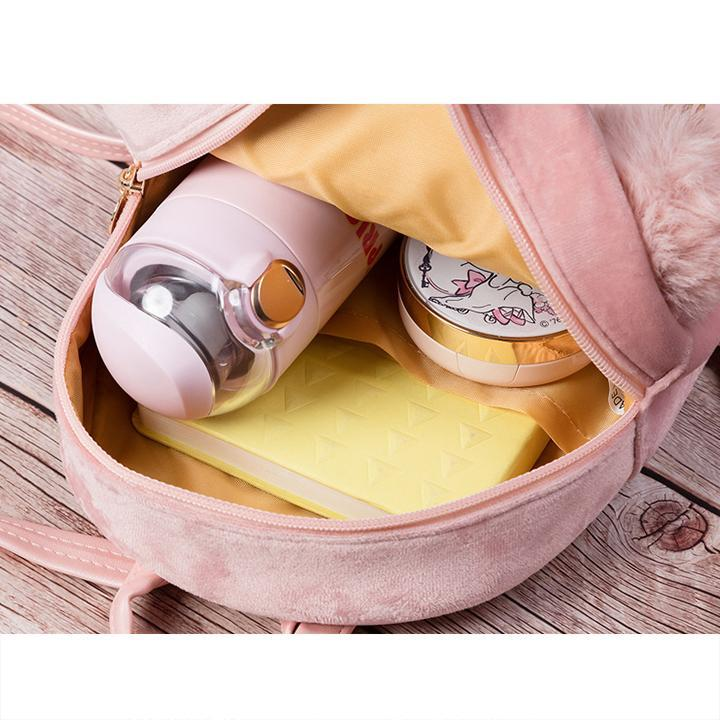 Cartoon Embroidered Cat Pattern Mini  Backpack