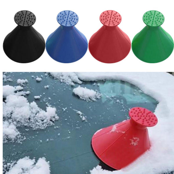 (CLEARANCE SALE-SAVE 50% OFF TODAY) MAGICAL CAR ICE SCRAPER
