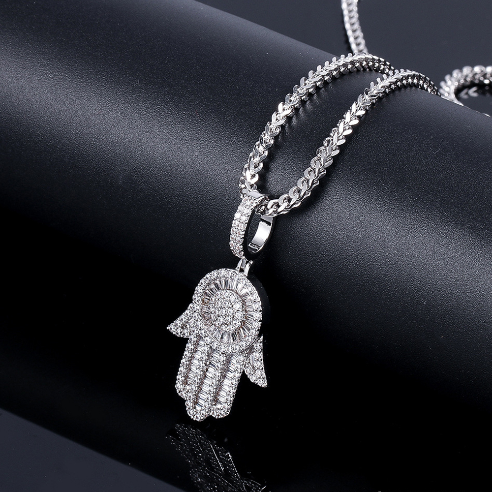 【The protective hand of Fatima】 Resist the evil eye and protect the wearer