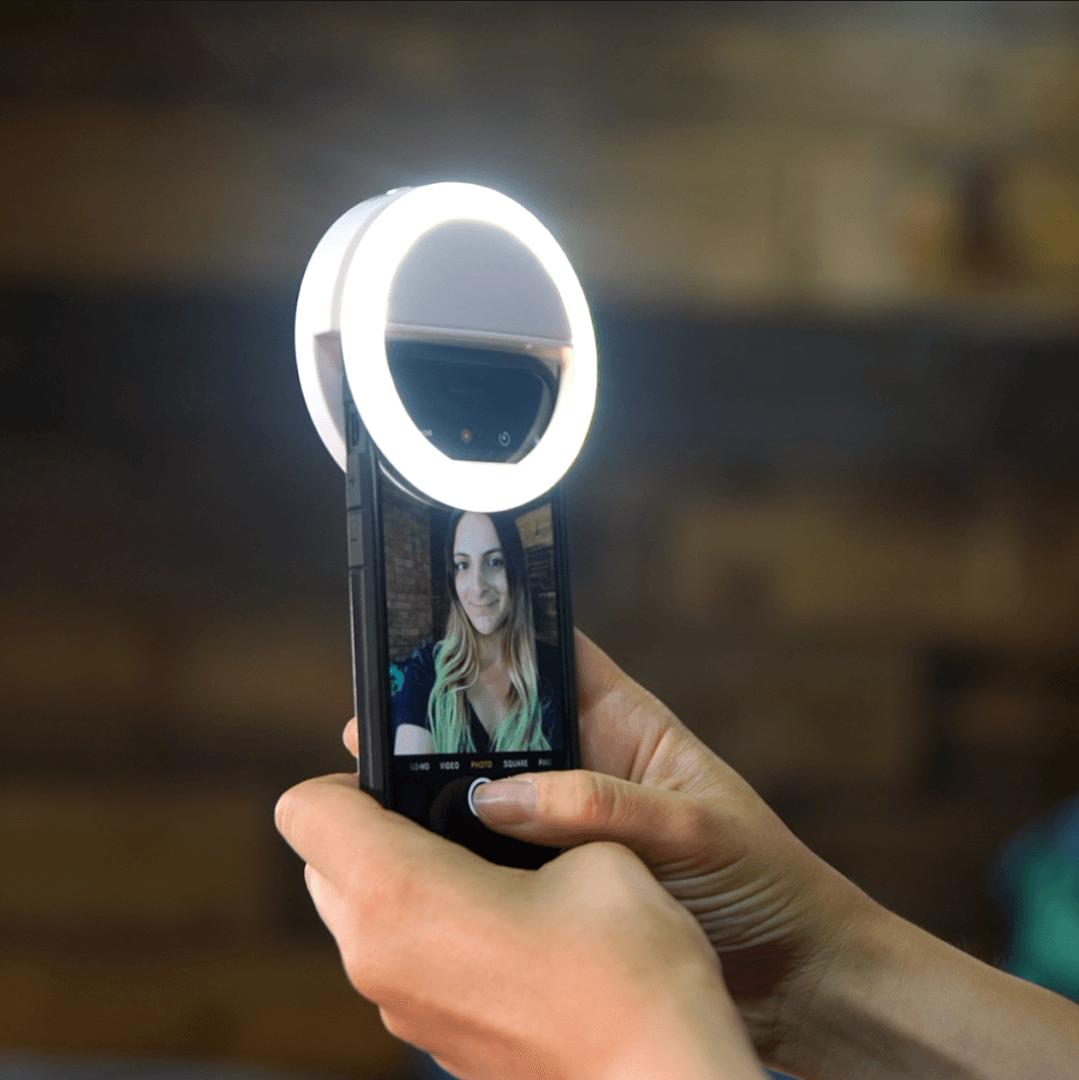 Selfie Light Led Video Ring Light with 51inch Tripod Stand Phone Holder Selfie Ringlight for Youtube Makeup Video Live Lighting Photography