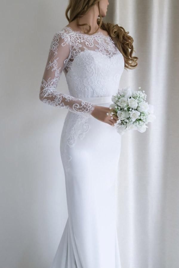 Fashion And Beautiful Cheap Wedding Dresses Near Me For Girl