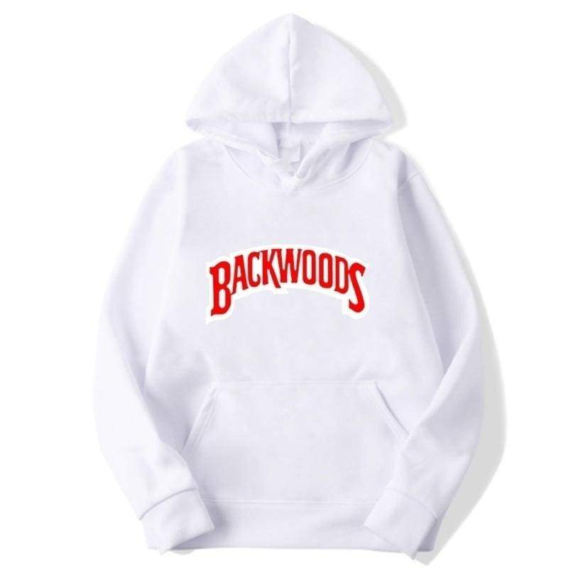 Autumn and Winter New Hoodie for Women Men Backwoods Hoodies Solid Color Loose Sweatshirts Hooded Pullover Casual Tops
