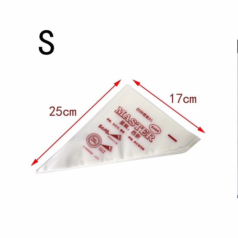 20/50/100 Pcs/set Disposable Pastry Bags Cake Decoration Kitchen Icing Food Preparation Bags Cup Cake Piping Tools For Baking