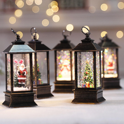 🔥 2020 Hot Sales!——Color LED Christmas Crystal lights