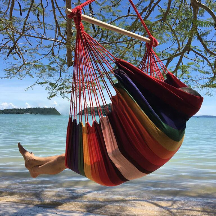 LARGE BRAZILIAN HAMMOCK CHAIR