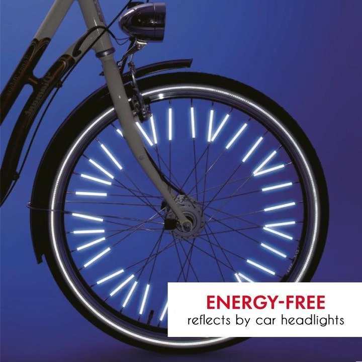 Bicycle Wheel Spoke Reflector (12PCS) - BUY 2 GET 1 FREE