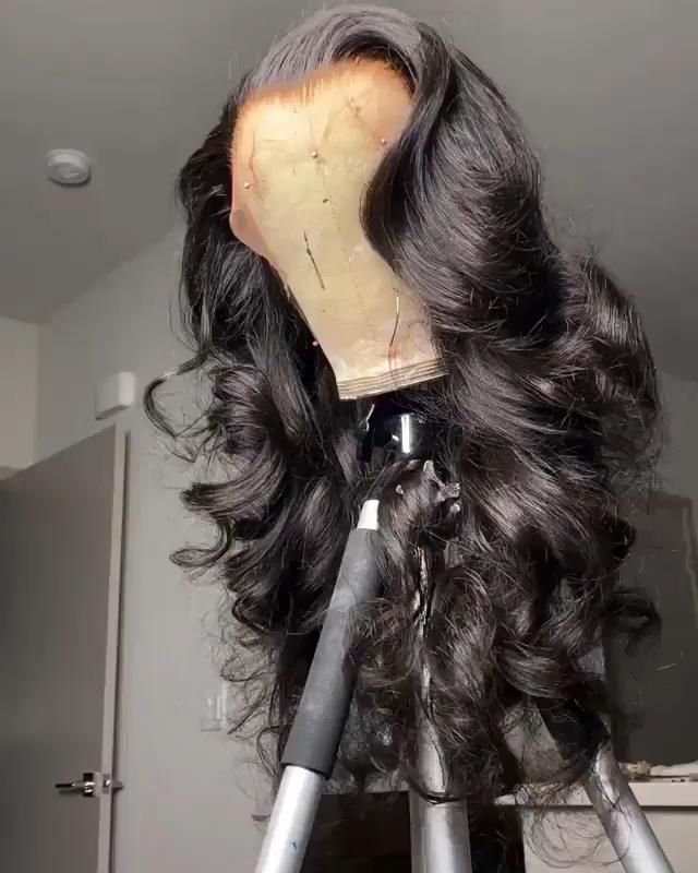 Lace Front Wigs Black Curly Hair Russian Remy Hair Best Straight Weave Brazilian Hair For Sale