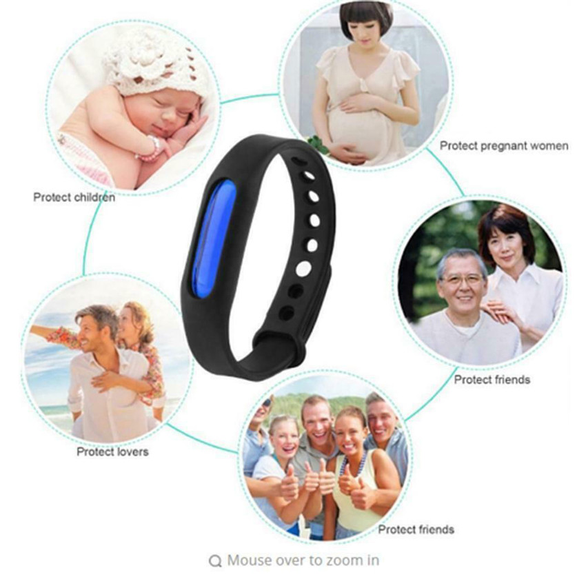 ALL-NATURAL MOSQUITO REPELLENT BRACELET-50% OFF