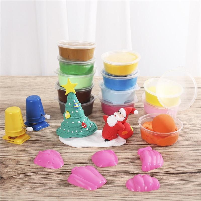 24 Colours Air Dry Clay Set(Mother's Day Hot Sale)