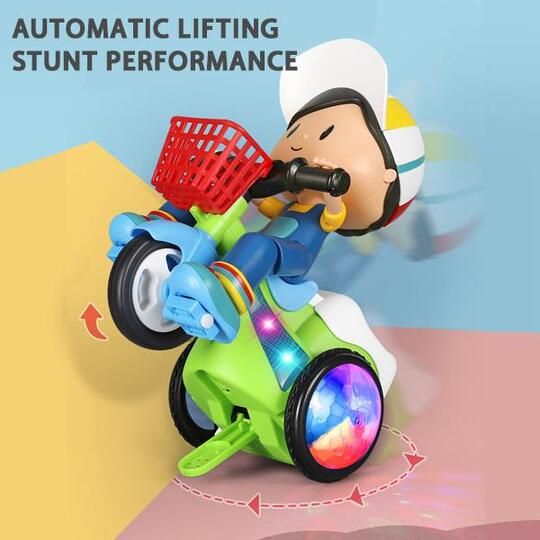 Children's electric tricycle toy