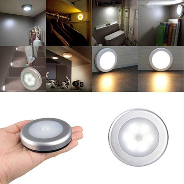 Infrared Motion Sensor Night Light-Father's Day&Promotion 50% Off